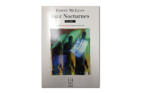 Jazz Nocturnes - Volume One for Solo Piano