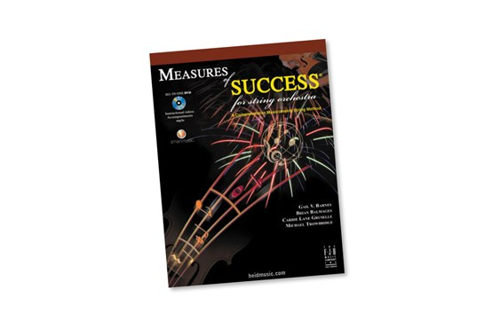 Measures of Success - Violin Book 1