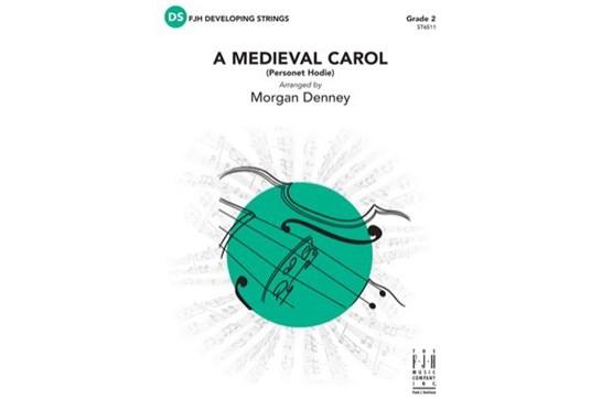 A Medieval Carol (Personet Hodie) || Grade 2, SO