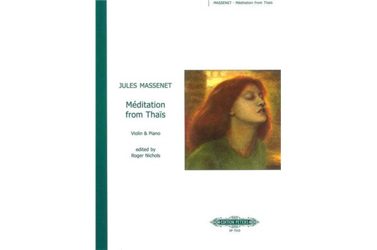 Meditation from Thais - Violin & Piano