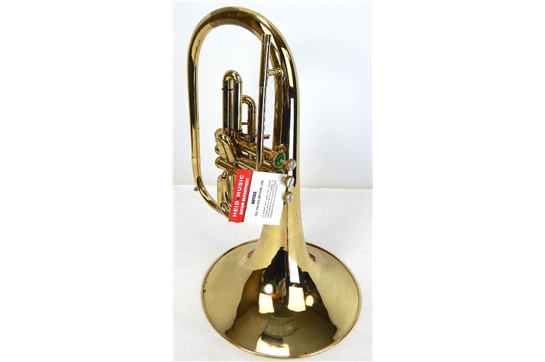 Used Dynasty/DEG 445U Marching French Horn
