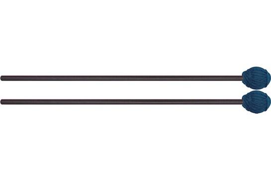 Mike Balter Ensemble Series Black Birch Marimba Mallets 13BB Medium