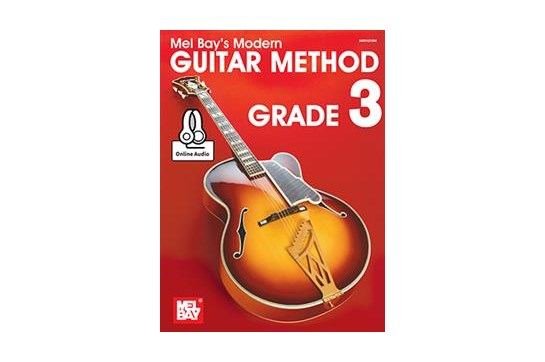 Modern Guitar Method Grade 3