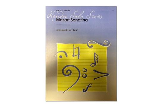 Mozart Sonatina for Alto Saxophone