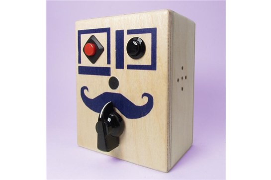 Brand New Noise Voice Recorder Gadget Mr. Purple