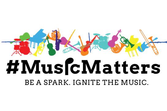 Music Matters Donation