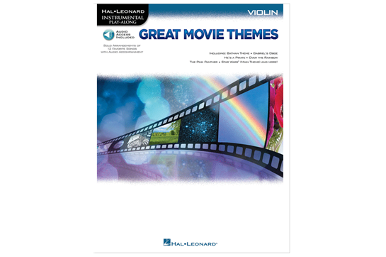 Great Movie Themes (Violin)