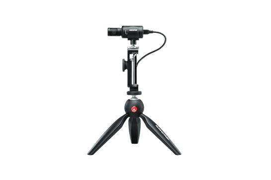 Shure MV88+ Video Kit Stereo Condenser Mic