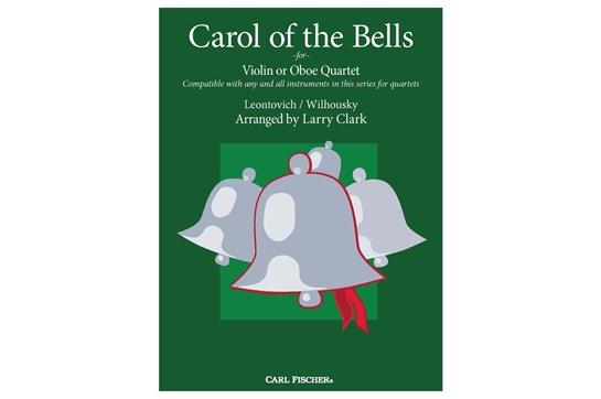 Carol Of the Bells Quartet (Violin/Oboe)