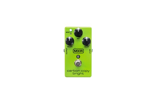 MXR M269 Carbon Copy Bright Analog Delay Pedal