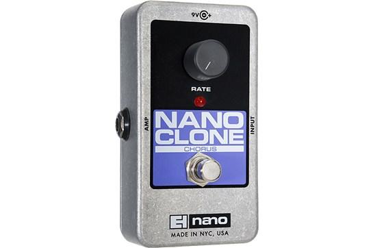 Electro-Harmonix Nano Clone Chorus Guitar Effects Pedal