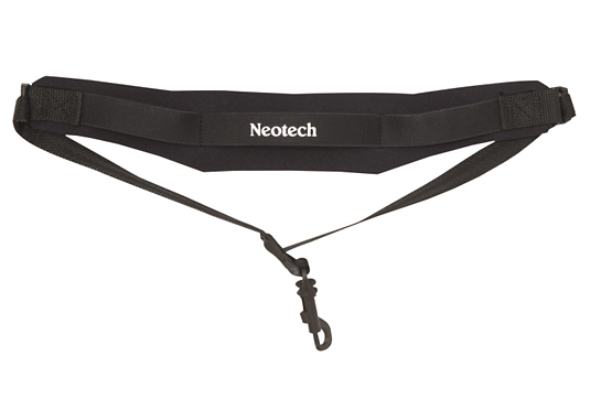 Neotech Soft Sax Neck Strap (Black)