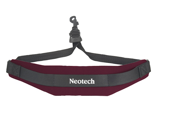 Neotech Soft Sax Neck Strap (Wine)
