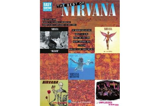 The Best of Nirvana - Easy Guitar