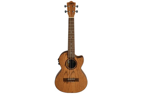 Lanikai Oak Acoustic-Electric Tenor Ukulele