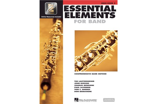 Essential Elements Oboe Lesson Book 2