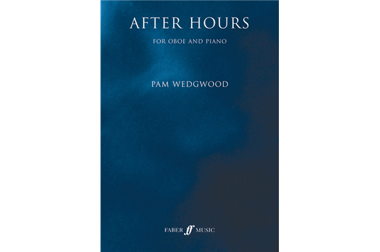 After Hours for Oboe and Piano Book and CD