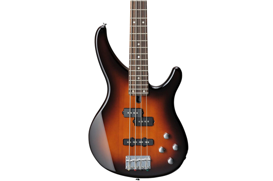 Yamaha TRBX204 Bass Guitar - Old Violin Sunburst