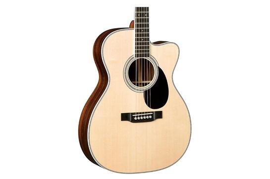 Martin OMC-35E Acoustic-Electric Guitar