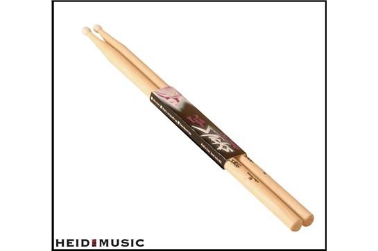 On-Stage 5B Maple Drumsticks (Wood Tip)