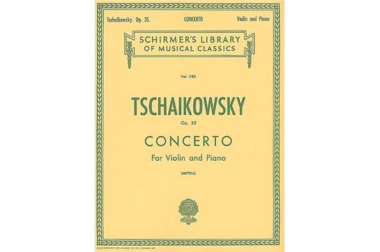 Concerto, Op. 35 for Violin
