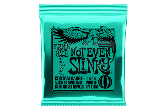 Ernie Ball 2626 Not Even Slinky Electric Strings
