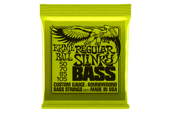 Ernie Ball 2832 Regular Slinky Electric Bass Strings