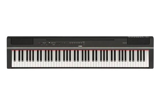 Yamaha P-125 Digital Piano 88 Keys (Black)