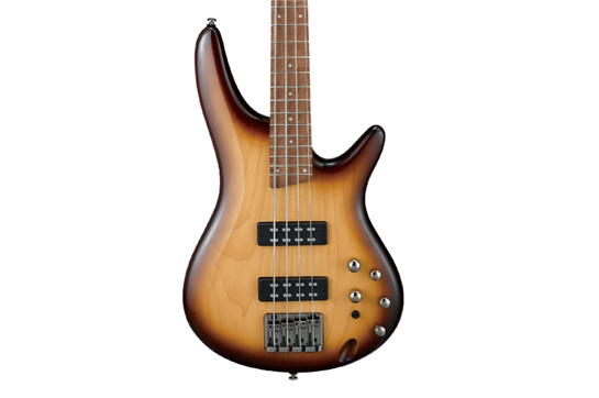 Ibanez SR SR370E Bass (Natural Browned Burst)