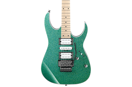 Ibanez RG470MSP Electric - Turquoise Sparkle
