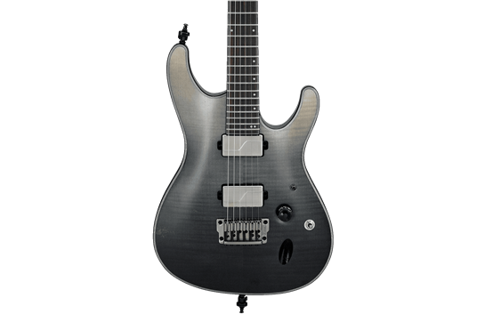 Ibanez Axion Label S61AL - Black Mirage Gradation