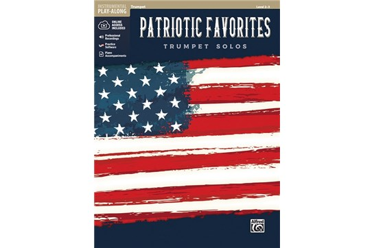 Patriotic Favorites Instrumental Solos Trumpet