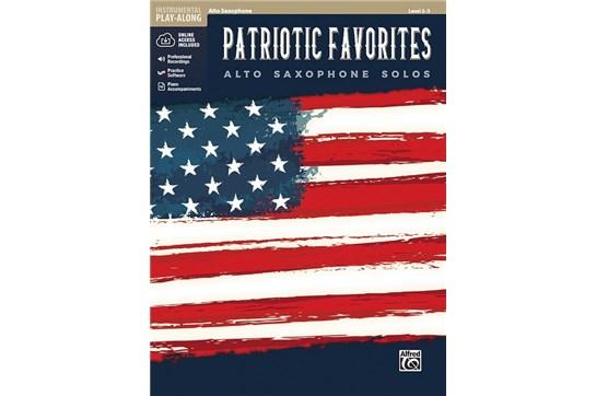 Patriotic Favorites Instrumental Solos Alto Saxophone