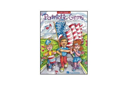 Patriotic Gems - Easy Piano