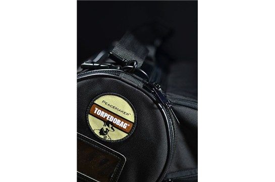 Torpedo Bag Peacemaker Trumpet Case (Black)