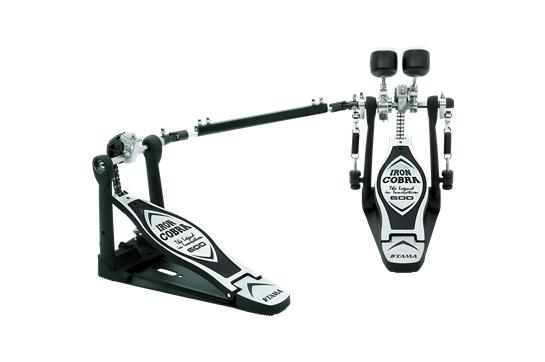 Tama Iron Cobra 600 Double Pedal Duo Glide