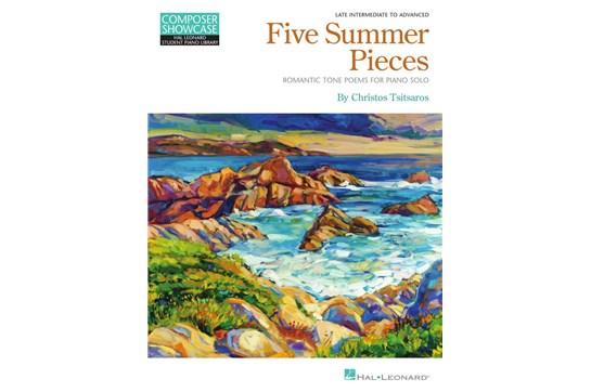 Five Summer Pieces - Piano Solo