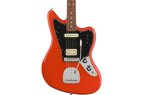Fender Player Jaguar PF Electric Guitar (Sonic Red)