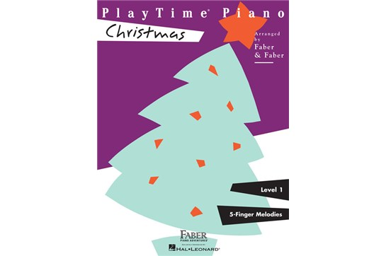 Playtime Piano Christmas - Level 1
