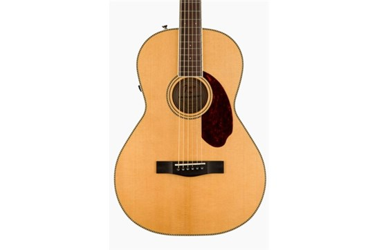 Fender Paramount PM-2 Standard Parlor Acoustic-Electric  (Natural)
