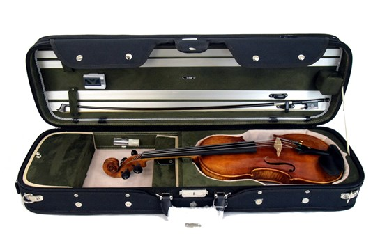P. Mathias Kriesler Violin Outfit