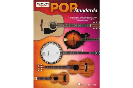 Pop Standards Strum Together