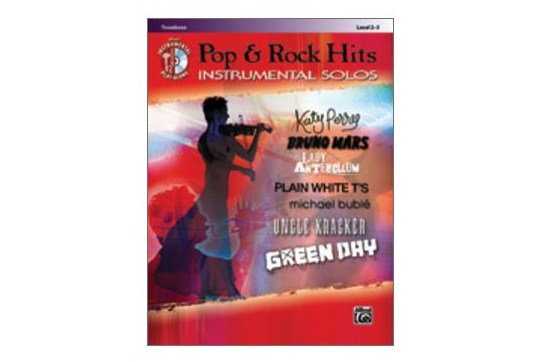 Pop & Rock Hits Instrumental Solos (Trombone)