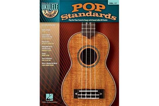 Pop Standards Ukulele Play-Along Volume 17