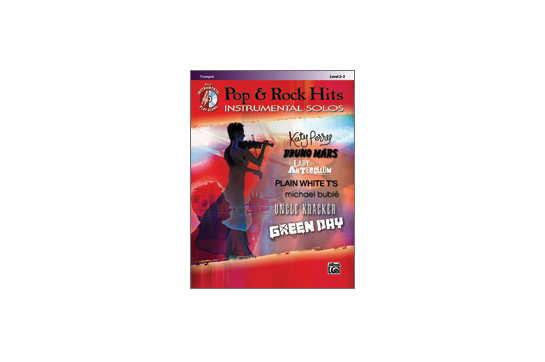 Pop & Rock Hits Instrumental Solos (Trumpet)