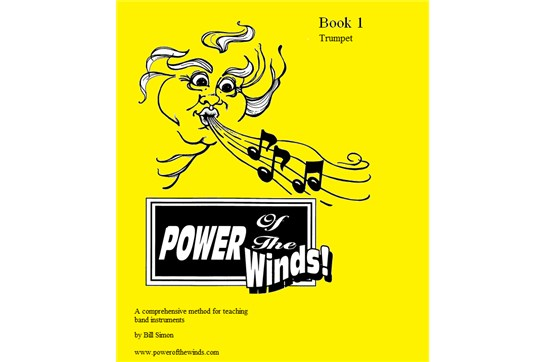 Power of the Winds - Snare / Bass Drum Book 1