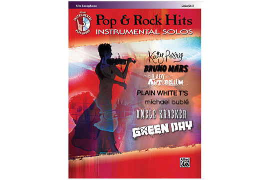 Pop & Rock Hits Instrumental Solos (Alto Sax)