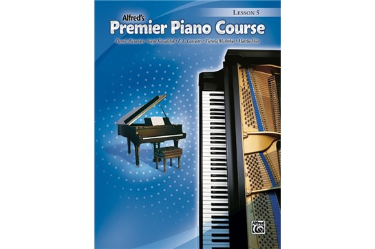 Premier Piano Course, Lesson 5
