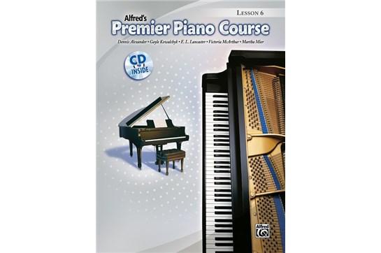 Premier Piano Course, Lesson 6 with CD