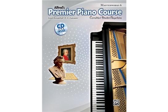 Premier Piano Course, Masterworks 6